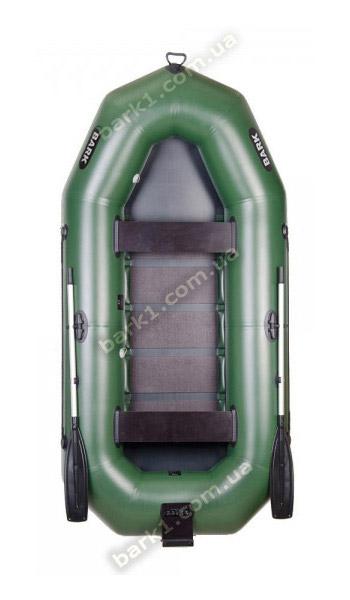 лодка пвх барк 210с