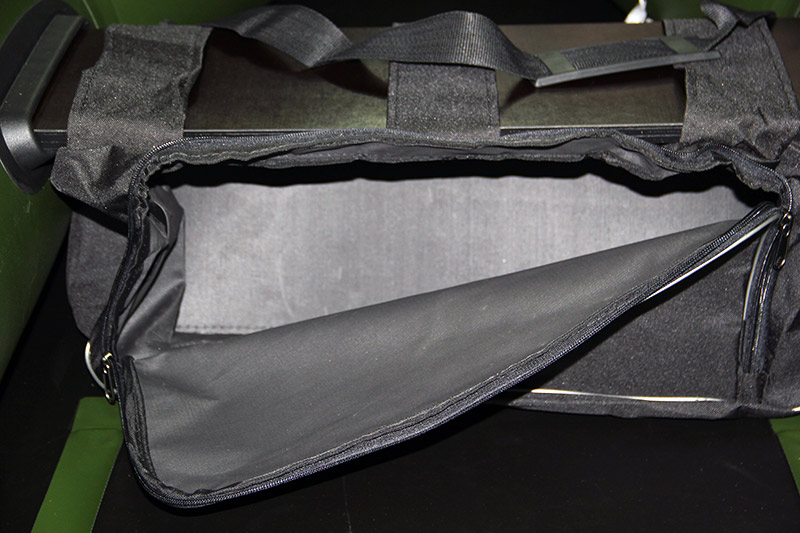 сумка под сиденье для надувной лодки